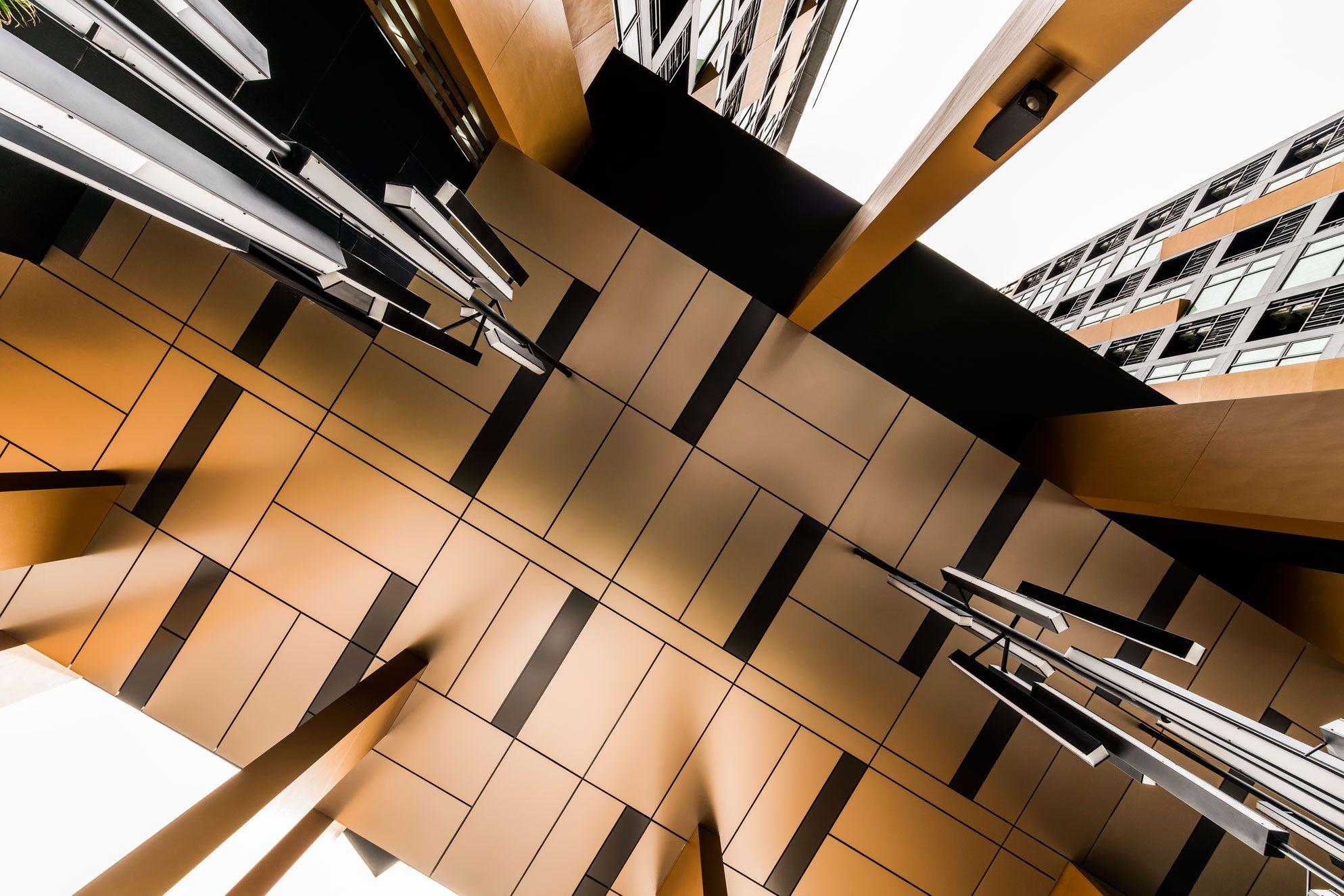 Ceiling Pattern The Height Phuket Condominium By Sansiri Architecture And