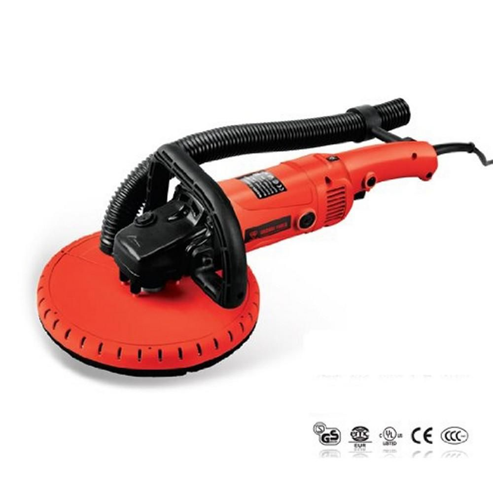 Aleko 800 Watt Heavy Duty Electric Drywall Sander Variable Speed 690d The Home Depot Drywall Sander Heavy Duty Aleko