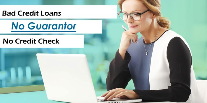 Loans For People With Bad Credit Instant Decision No Fees >> You Should Start Applying For Bad Credit Loans With No Guarantor And