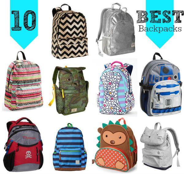 Best Backpacks | Kid Gear | Pinterest | Backpacks and Baby gear