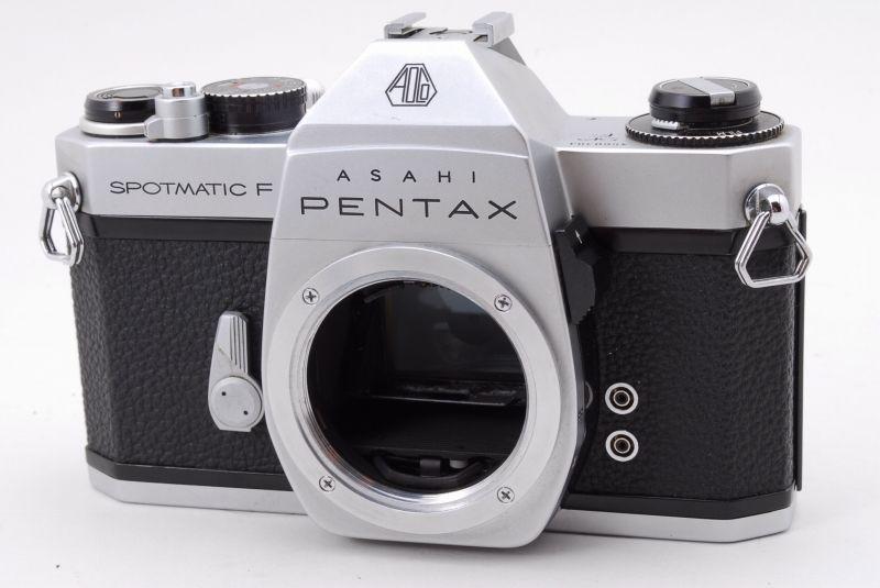 [Exc+++]Asahi Pentax SPOTMATIC F SPF 35mm SLR Film Camera from Japan#104-4560393 #AsahiPentax