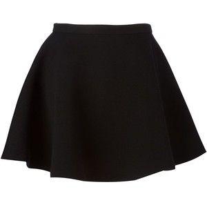 Neil Barrett Mini a-Line Skirt