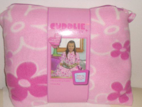 cuddle Fun & Cozy by FGS. $3.00. PERFECT FOR WATCHING TV, READING AND MORE.. GREAT WAY TO PRESERVE ENERGY, AND STAY WARM .. EXCELLENT FOR VACATION.. COZY DRESSUP BLANKET WITH SLEEVES, AND TAKEALONG BAG. EXCELLENT FOR VACATION.