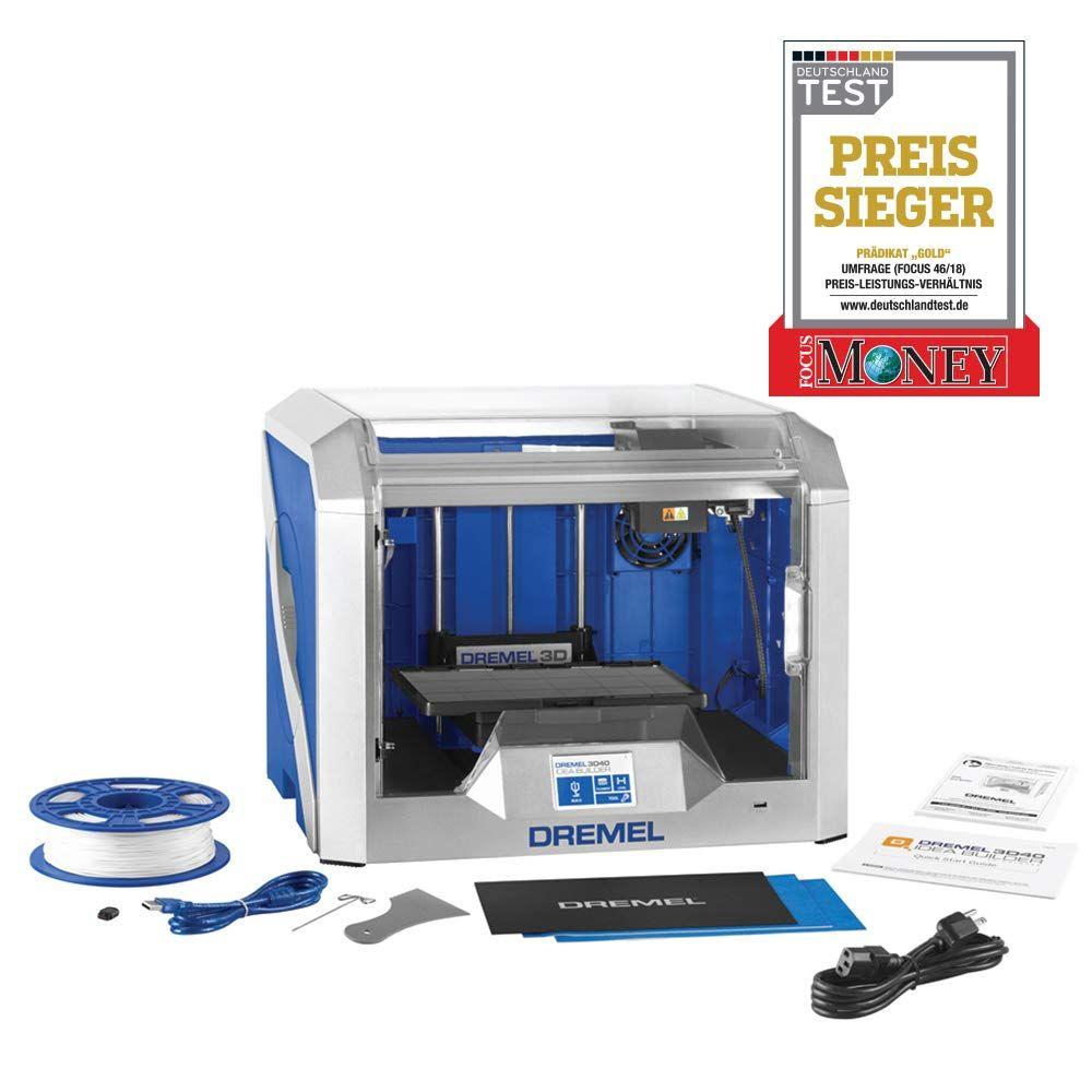 Das ist ein top Preis für den 3D Drucker von Dremel heute