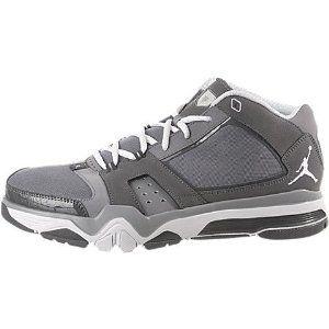 Nike Men s NIKE JORDAN JETER CUT TRAINING SHOES 10.5 (STEALTH WHITE LIGHT  GRAPHITE 88a8a19397