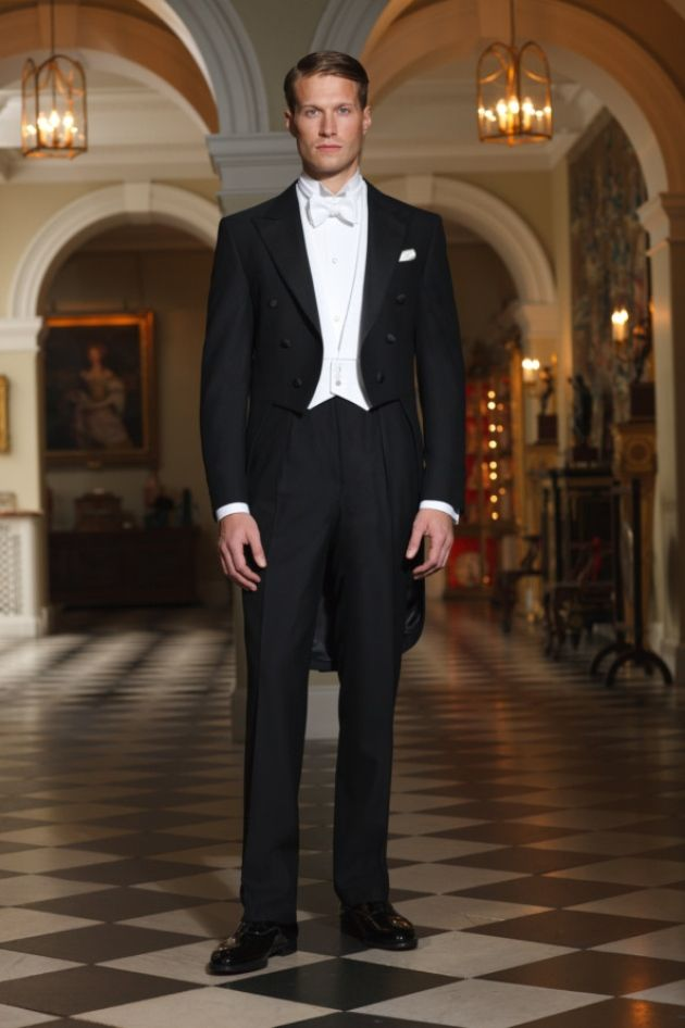 Wedding Fashion Groomwear Tailcoat Formal SuitsFormal WearMen