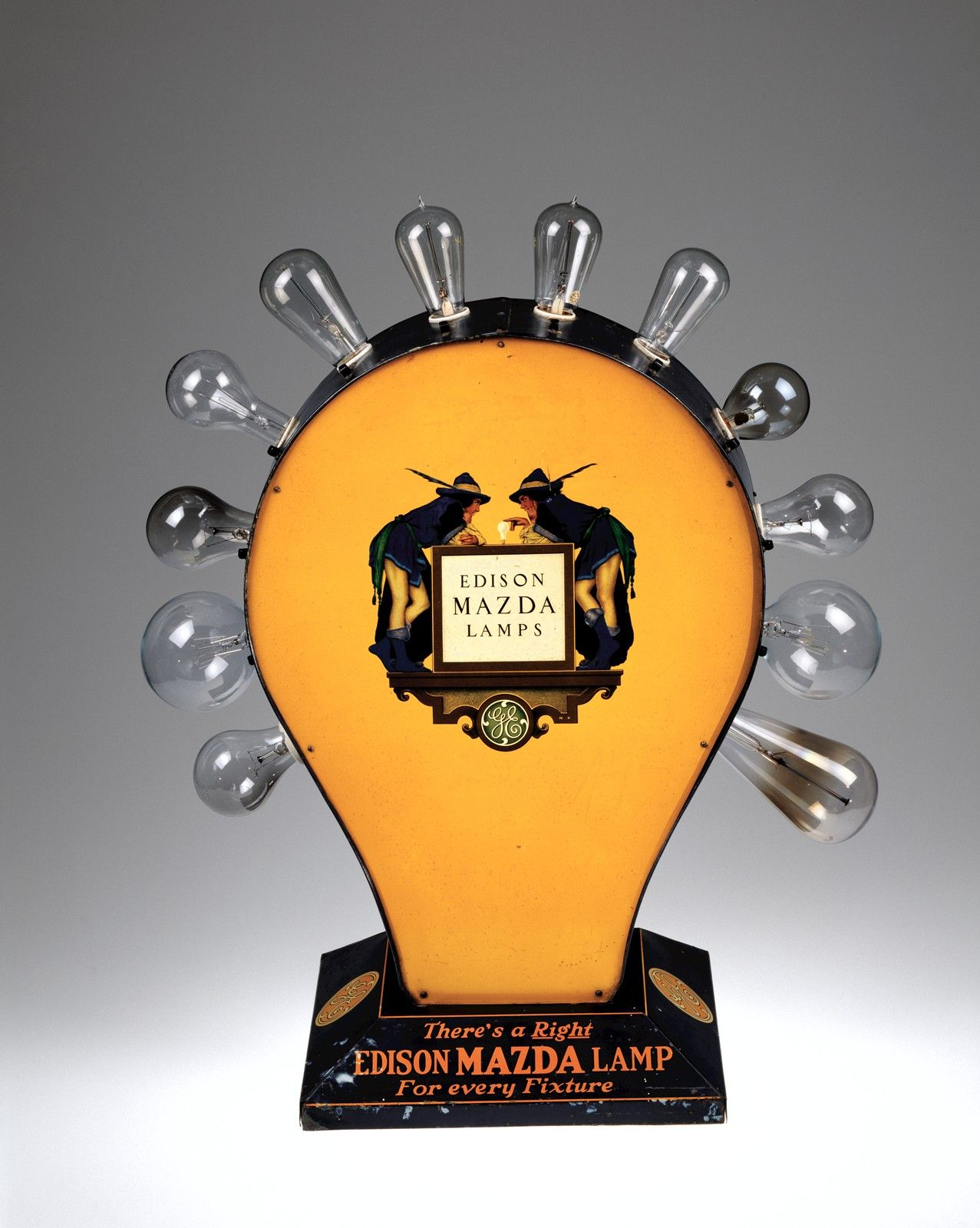 Light Bulb Tester Designed By American Art Works Inc In Coshocton