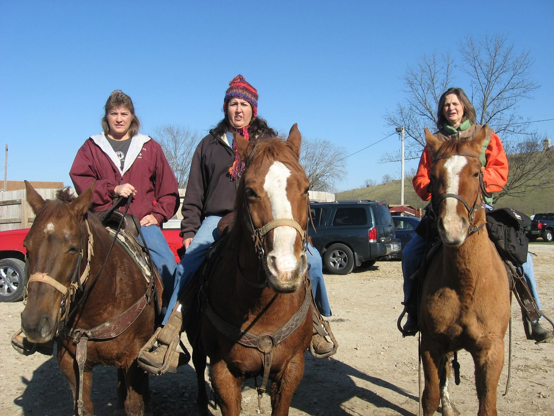 Salt Creek Ranch- Guided Horseback Rides in Metamora Indiana