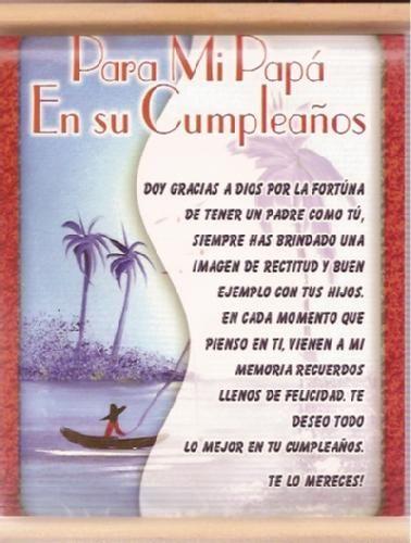 Pin de aydvaloz en tarjetitas | Pinterest | Feliz cumpleaños papa ...