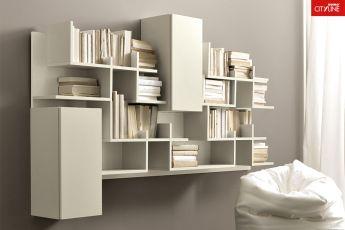 Librerie Asia - Doimo Cityline - #Doimocasamia   Complementi d ...