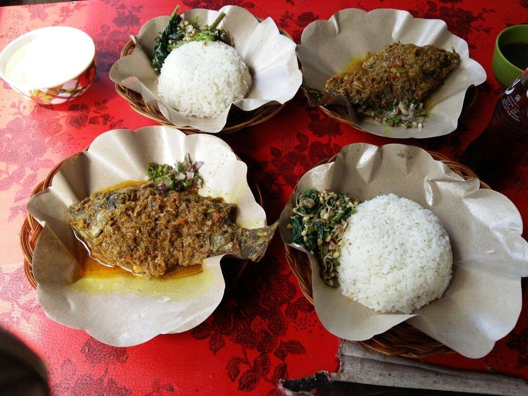 Ikan Mujair Nyat Nyat Kintamani Bali