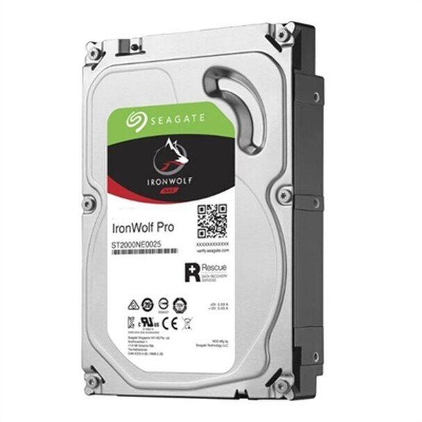 16tb Ironwolf Pro 3 5 Hdd In 2020 Seagate Nas Hdd Hard Drive