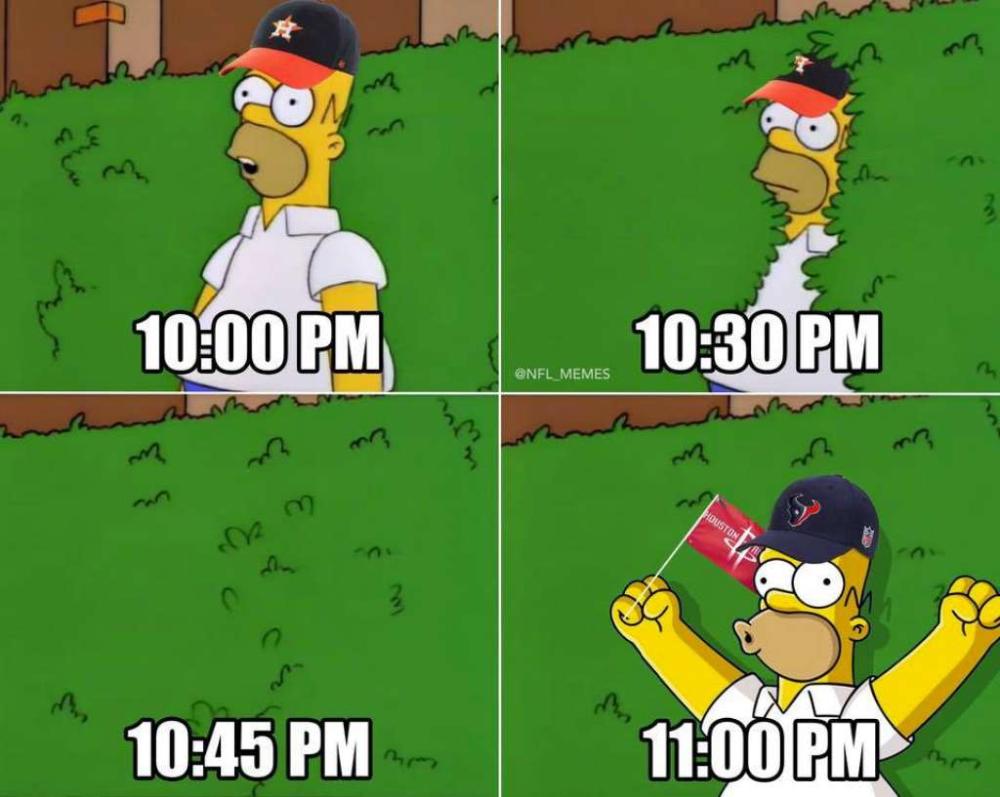 Memes celebrate Texans' win, mock Baker Mayfield Nba