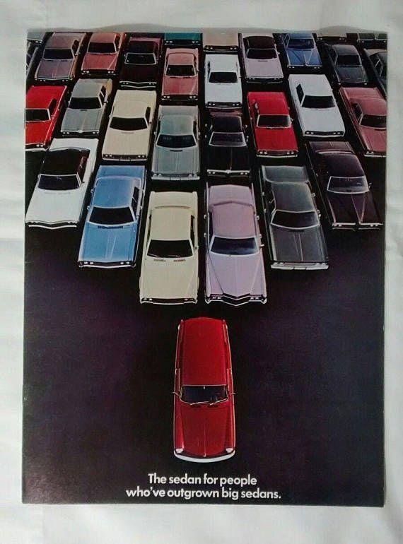 Vintage Volkswagen Squareback Brochure c  1968, Car