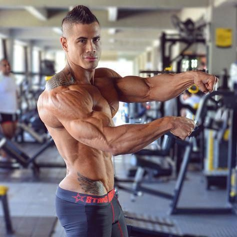 The Best Arms Pump Workout Routine - The Best Gain Possible - GymGuider.com