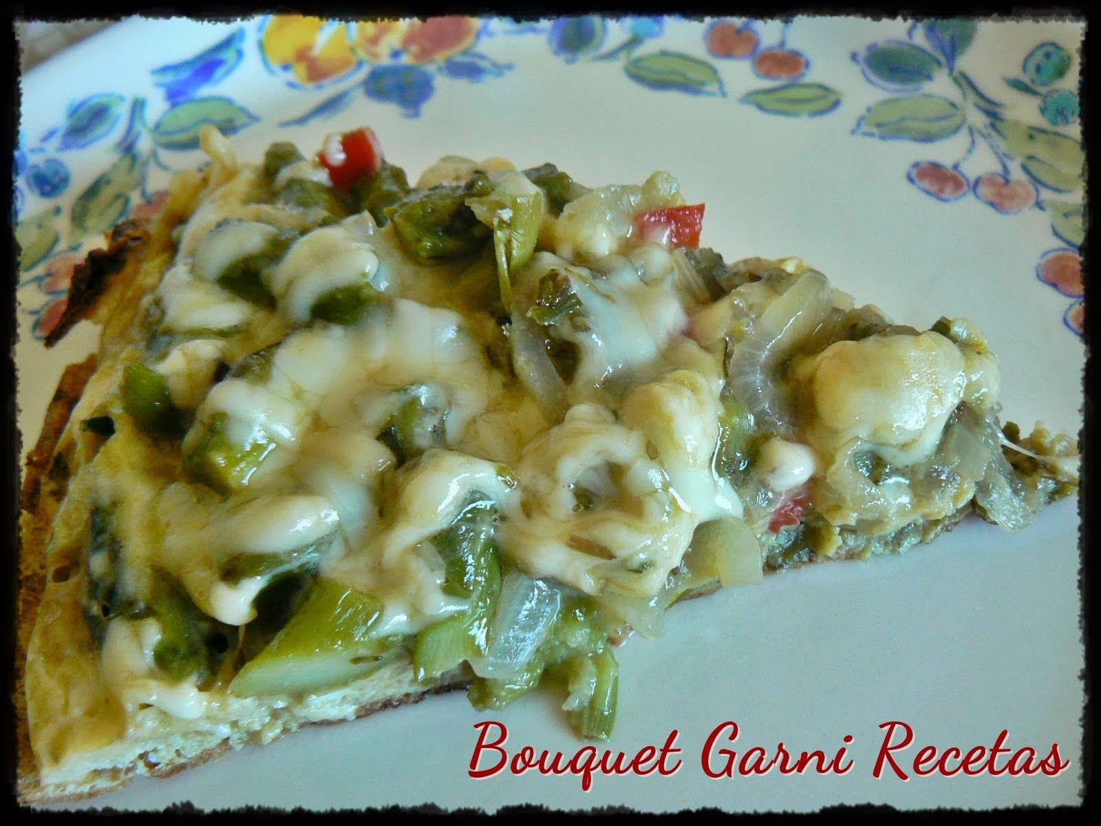 Bouquet Garni Recetas: Frittata de espárragos// Asparagus Frittata