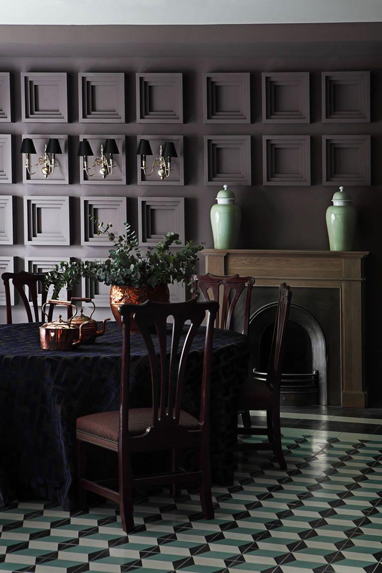 Wall Detail Hispania Restaurant London Wall Idea Pinterest  # Muebles Hispania