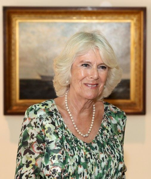 Camilla Parker Bowles Photos Photos: The Prince Of Wales And Duchess Of Cornwall Visit Cuba #visitcuba Camilla, Duchess of Cornwall smiles as she meets organisers and winners of the English language essay competition Bridges between Cuba and the UK ahead of a reception at the Palacio de los Capitanes Generales on March 27, 2019 in Havana, Cuba. Their Royal Highnesses have made history by becoming the first members of the royal family to visit Cuba in an official capacity. - The Prince Of Wales A #visitcuba