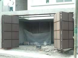 Resultado de imagen para porton herreria minimalista for Garajes automaticos