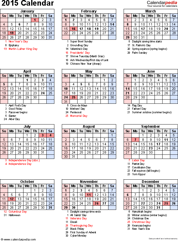 There are many different kinds of calendars being actively used ...