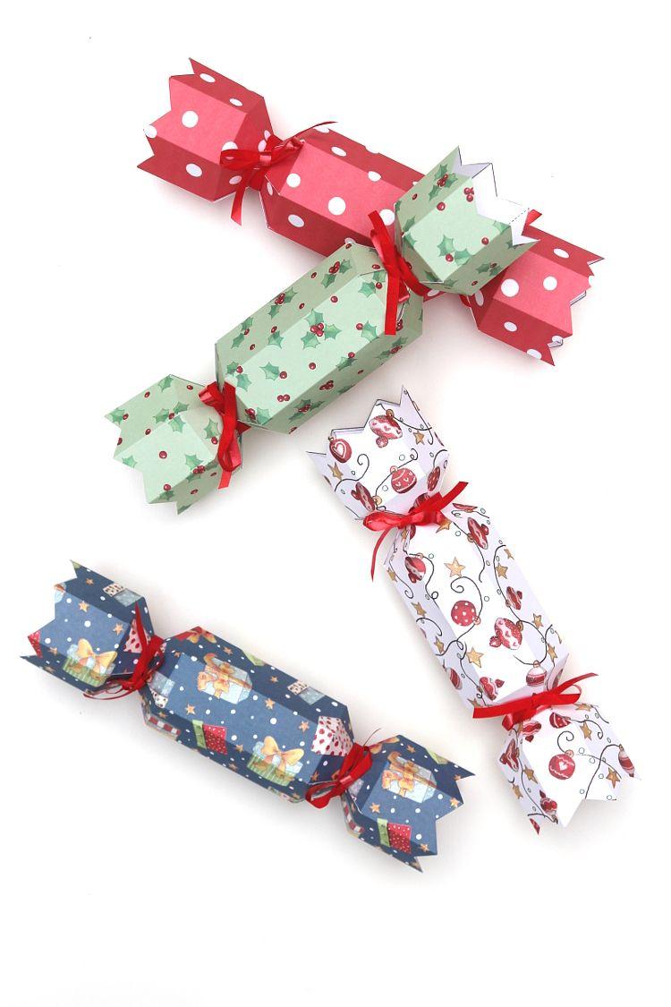 Diy Christmas Crackers Free Printable Template Gathering Beauty Diy Christmas Crackers Christmas Crackers Origami Christmas Tree