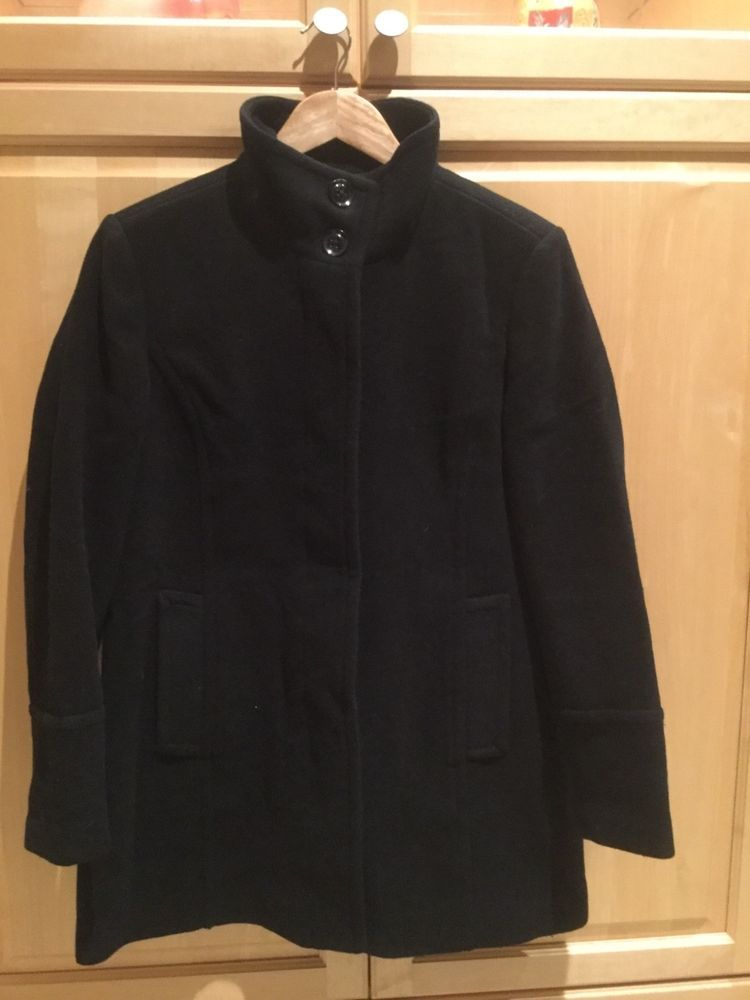 498e64ca4f New Lands End Womens Wool Coat Size 12P  fashion  clothing  shoes   accessories  womensclothing  coatsjacketsvests (ebay link)