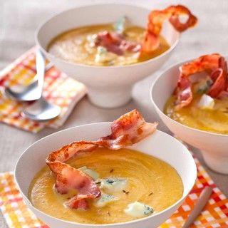 Soupe de carotte au cumin