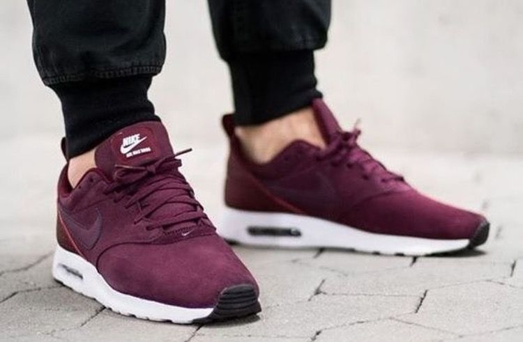 Nike Nike Air Max Tavas LTR (Night Maroon Night Maroon