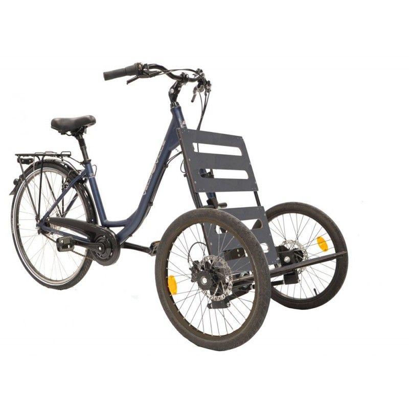 Przyczepka Rowerowa Addbike Stelaz Do Roweru 7373260202 Oficjalne Archiwum Allegro Bicycle Vehicles Moped