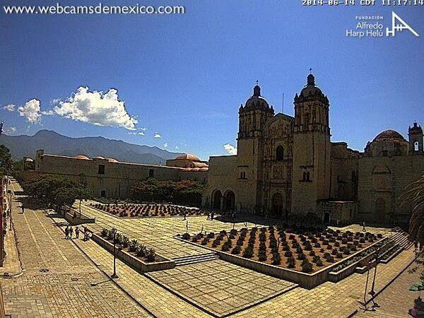 Oaxaca, Santo Domingo, hoy