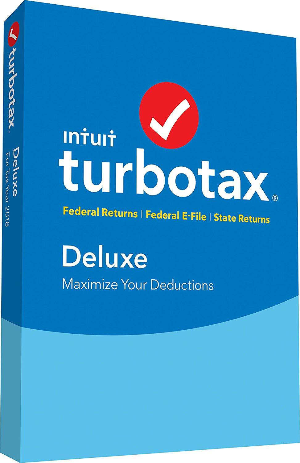 Amazon Continues To Discount A Selection Of Turbotax 2018 Tax Software As Listed Below Plus These Items Quali Https Www Lavah Tax Software Turbotax Efile