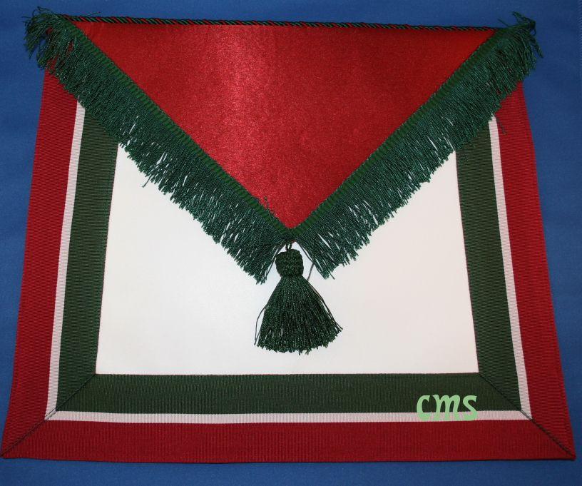 92f413bfaf Masonic Supply Shop - Royal Order of Scotland Member Apron