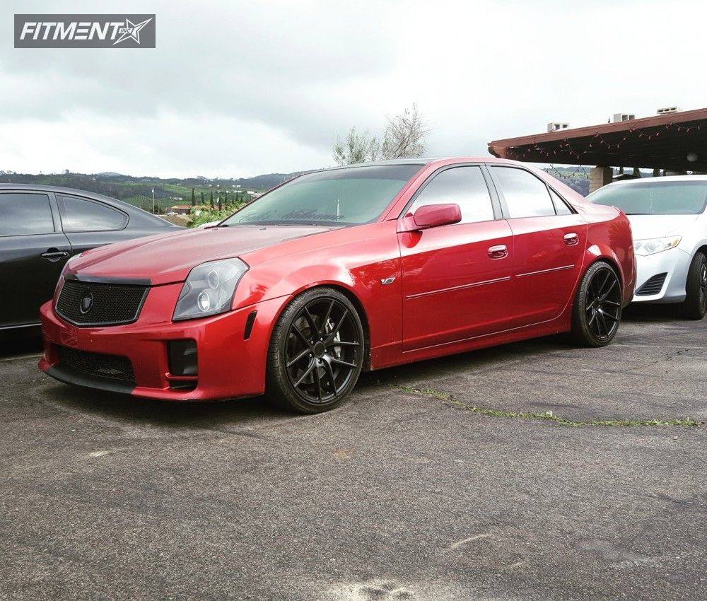 on cadillac strasse galleries featured gallery wheels custom cts photos o