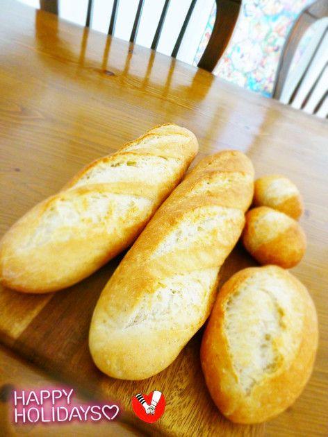 アレンジ フランス パン