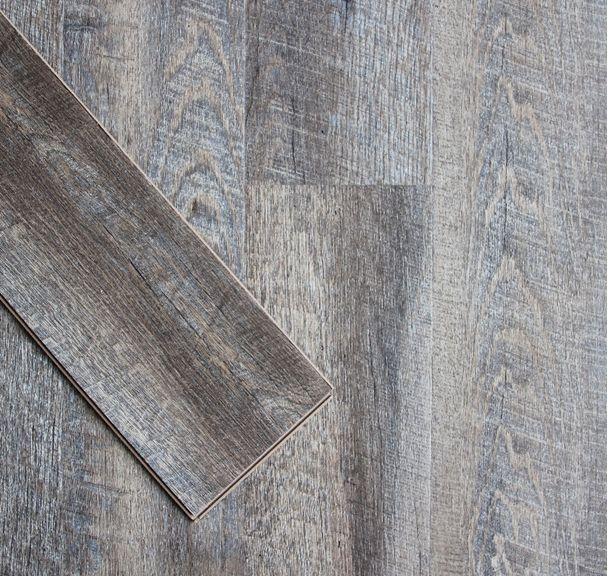 Solid Core Vinyl Click QuickPro Ultimate 6x48 English Manor Plank Floor Vinyl Plank Flooring