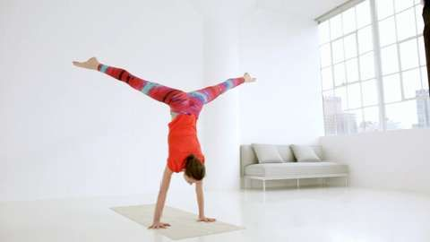 handstand  handstand yoga inversions mountain pose