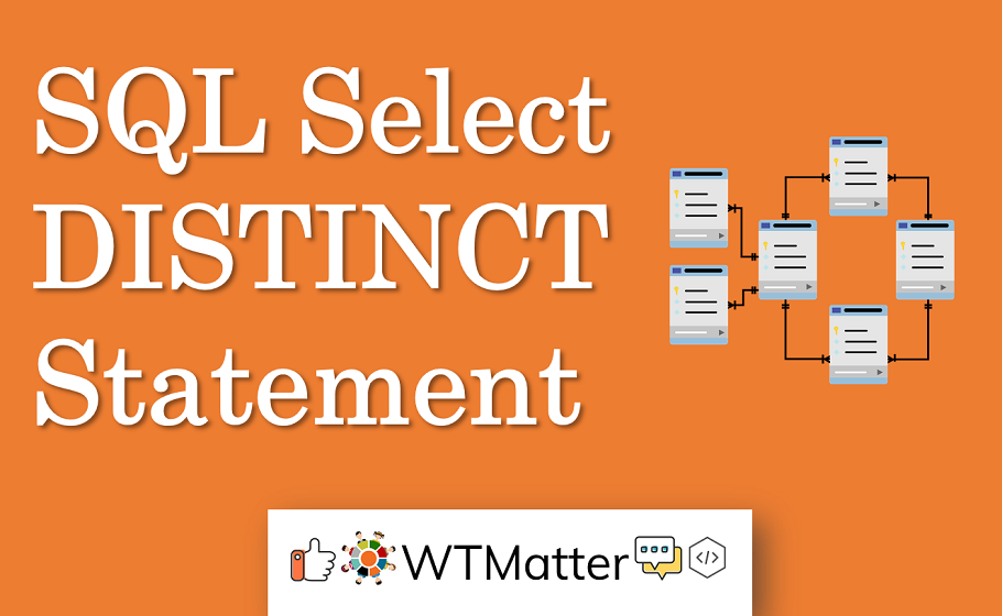 Sql Select Distinct Statement Sql Learn Sql The Selection