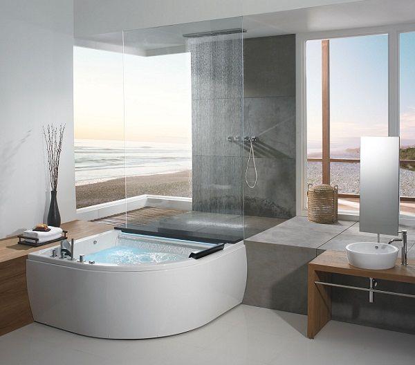 Outstanding Cool Modern Bathrooms Ideas - Best idea home design .