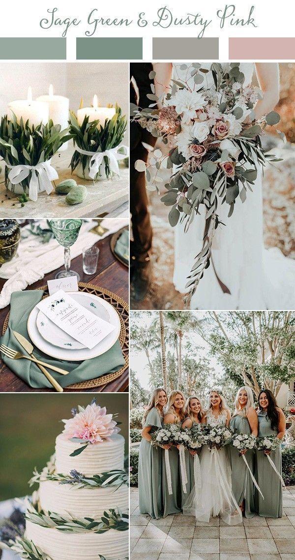 Wedding Trends Top 10 Wedding Colors Ideas For 2019 Linas