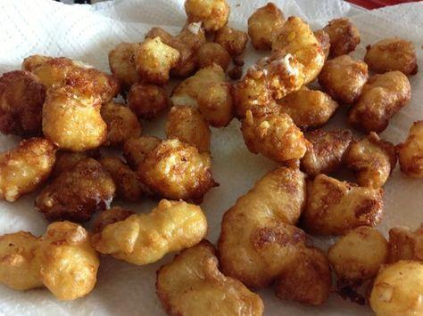 Homemade Minnesota State Fair Deep Fried Cheese Curds