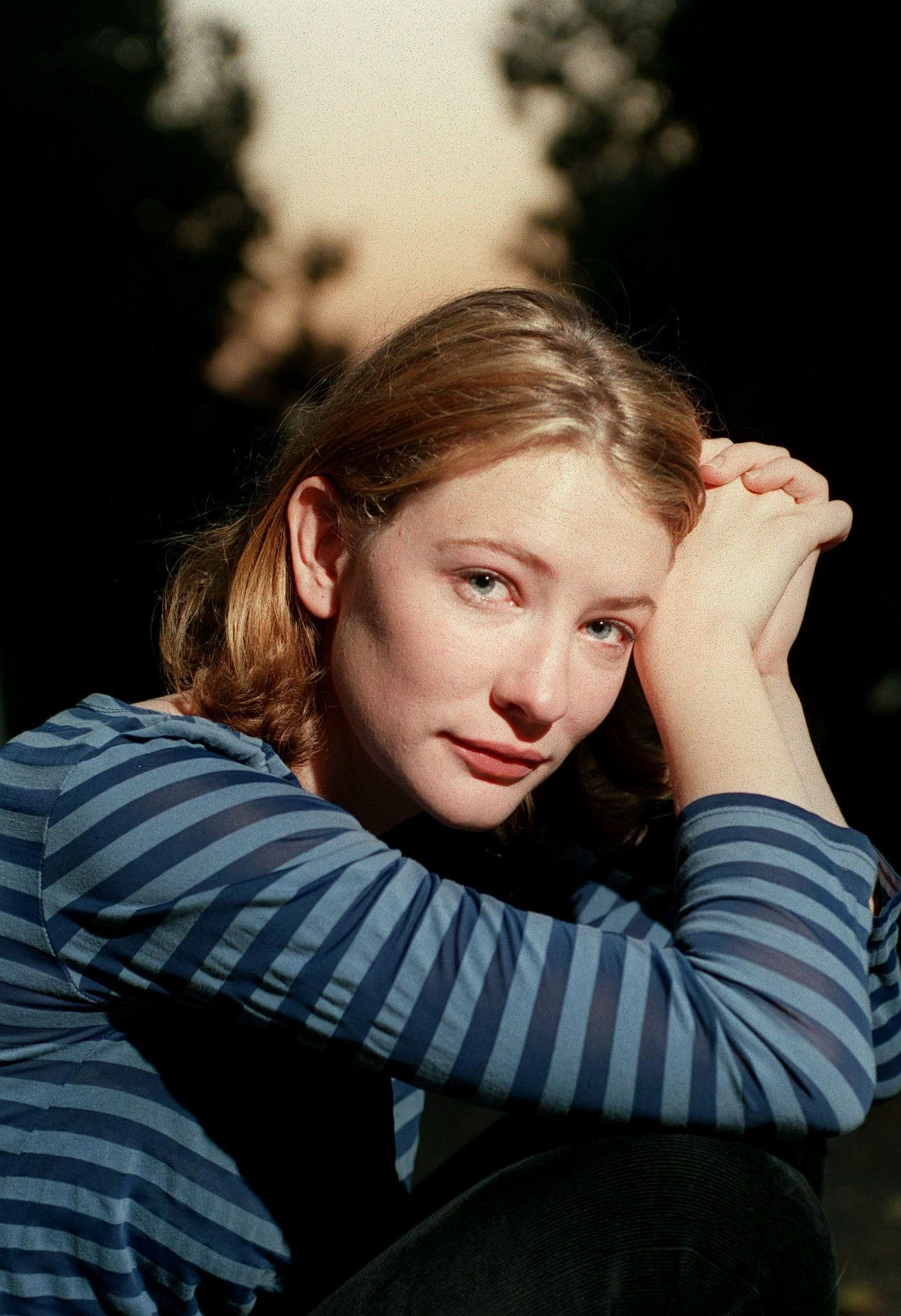 From Cate blanchett young, Cate