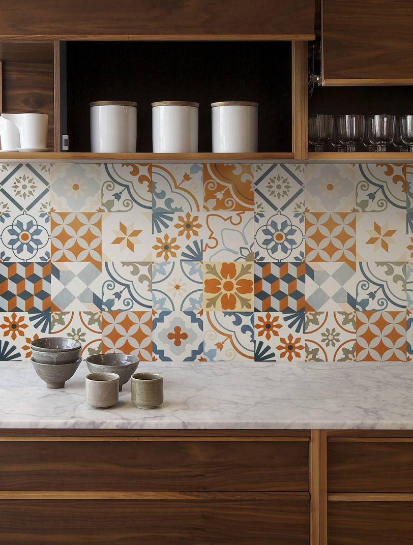 These Mexican Tile Backsplash Ideas Are The Antidote To Snooze