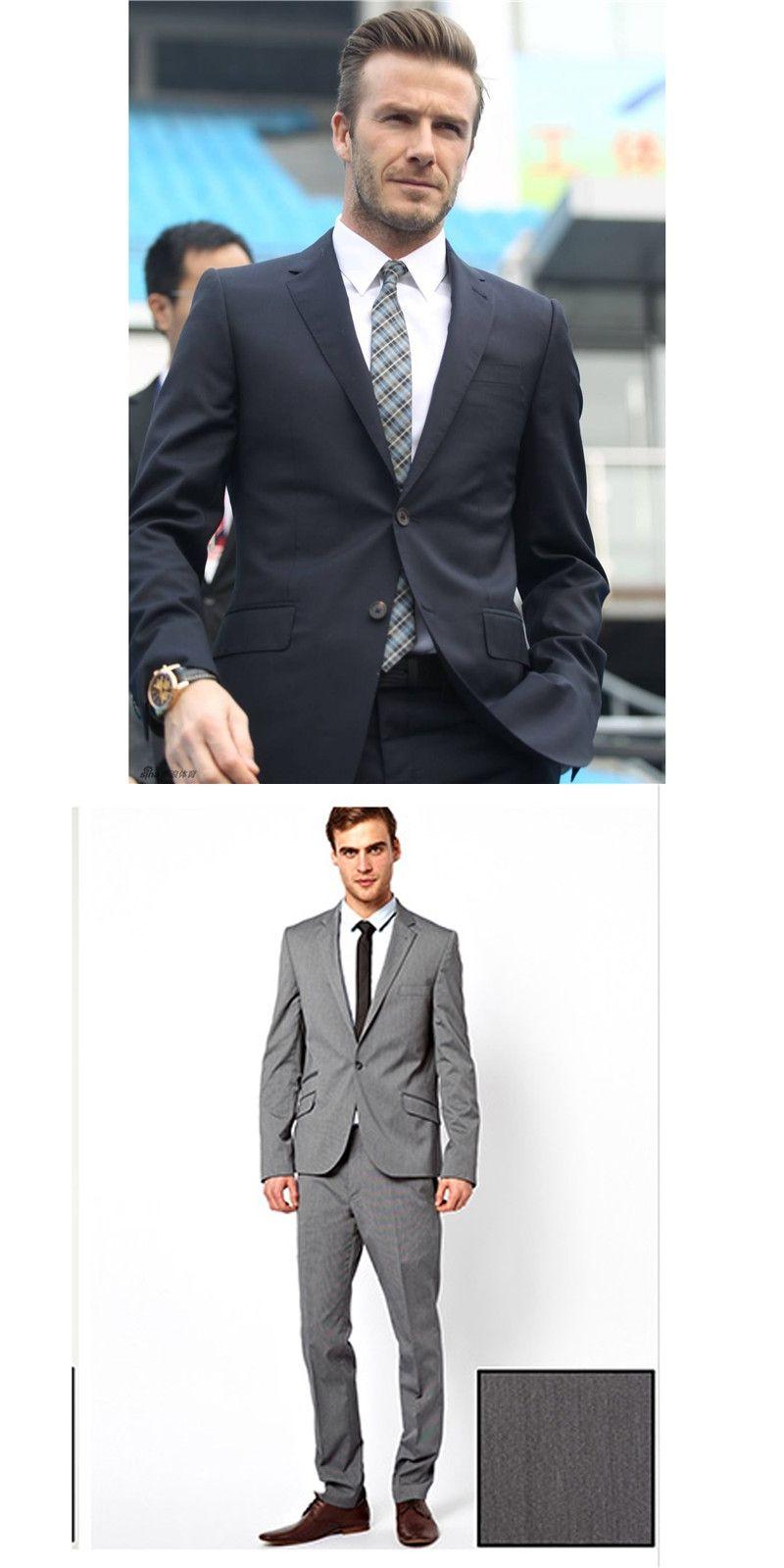2018 Custom Made Men Suit Best man Groomman Suit Summer High Quality  Wedding Tuxedo Gentle Modern Blazer(Jacket+Pants+Tie+)