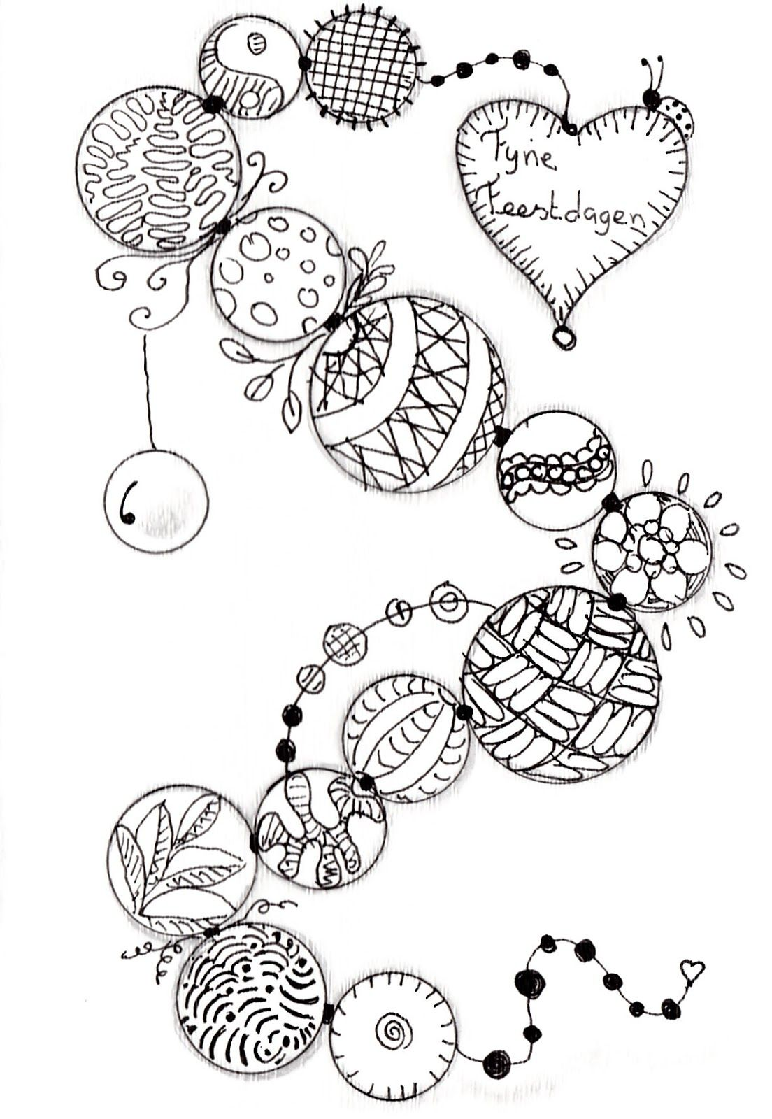 Pin van Monica Meijer op kleurplaten Kerst / Winter | Pinterest ...