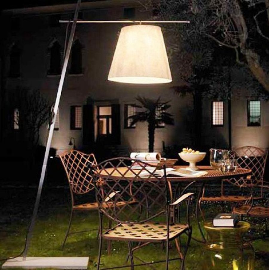 Outdoor Light Stand Delectable Outdoor Light Stand  A Party  Pinterest Inspiration Design