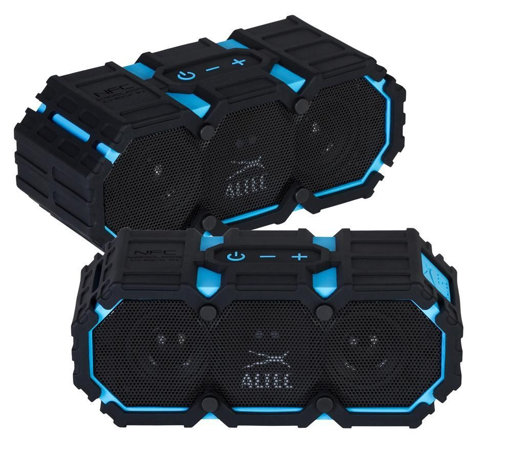Amazon Com Altec Lansing Lifejacket Next Generation Ultra Portable Wireless Bluetooth S Altec Lansing Waterproof Bluetooth Speaker Wireless Speakers Bluetooth