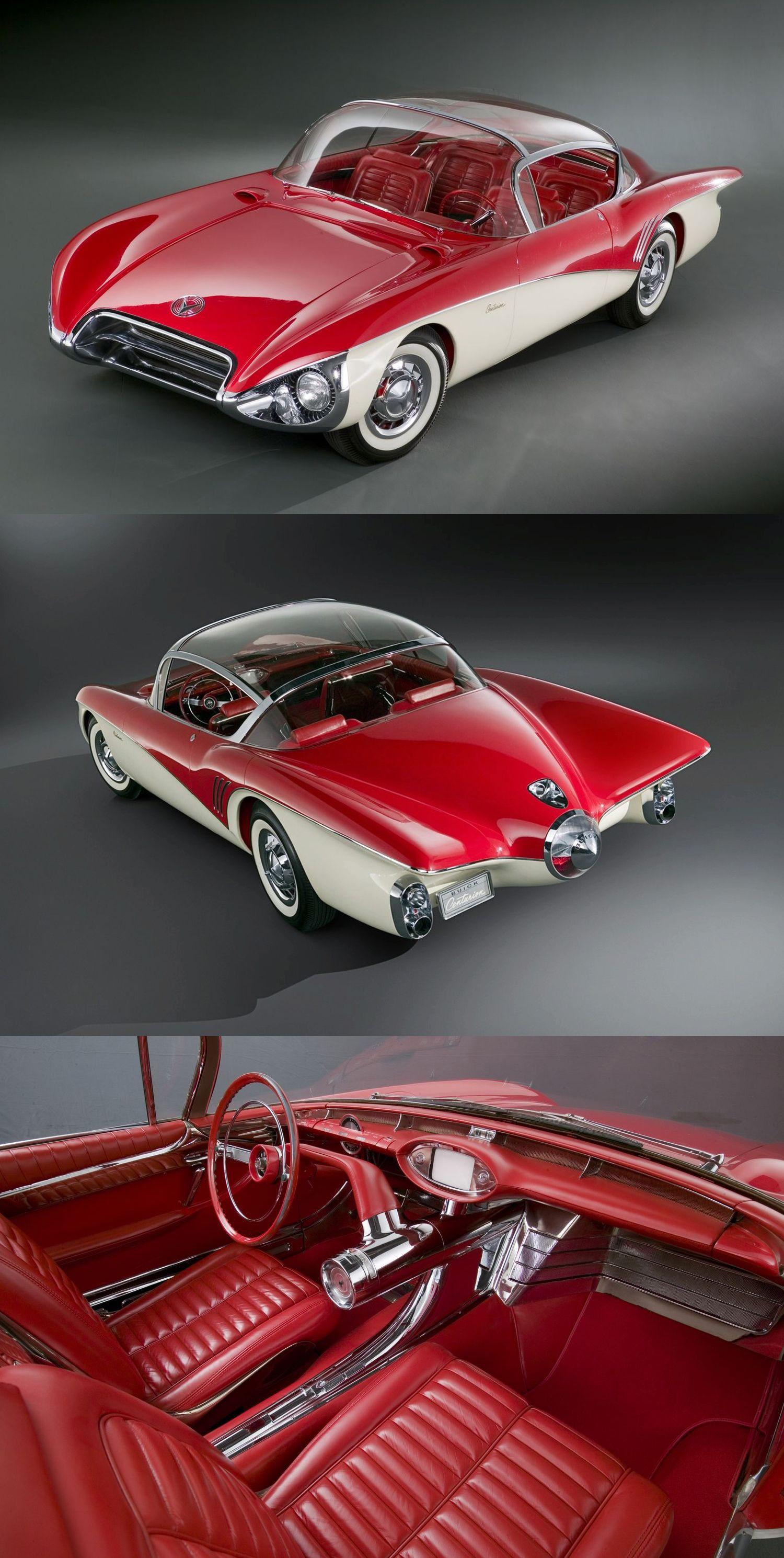 1956 Buick Centurion Concept ★。☆。JpM ENTERTAINMENT