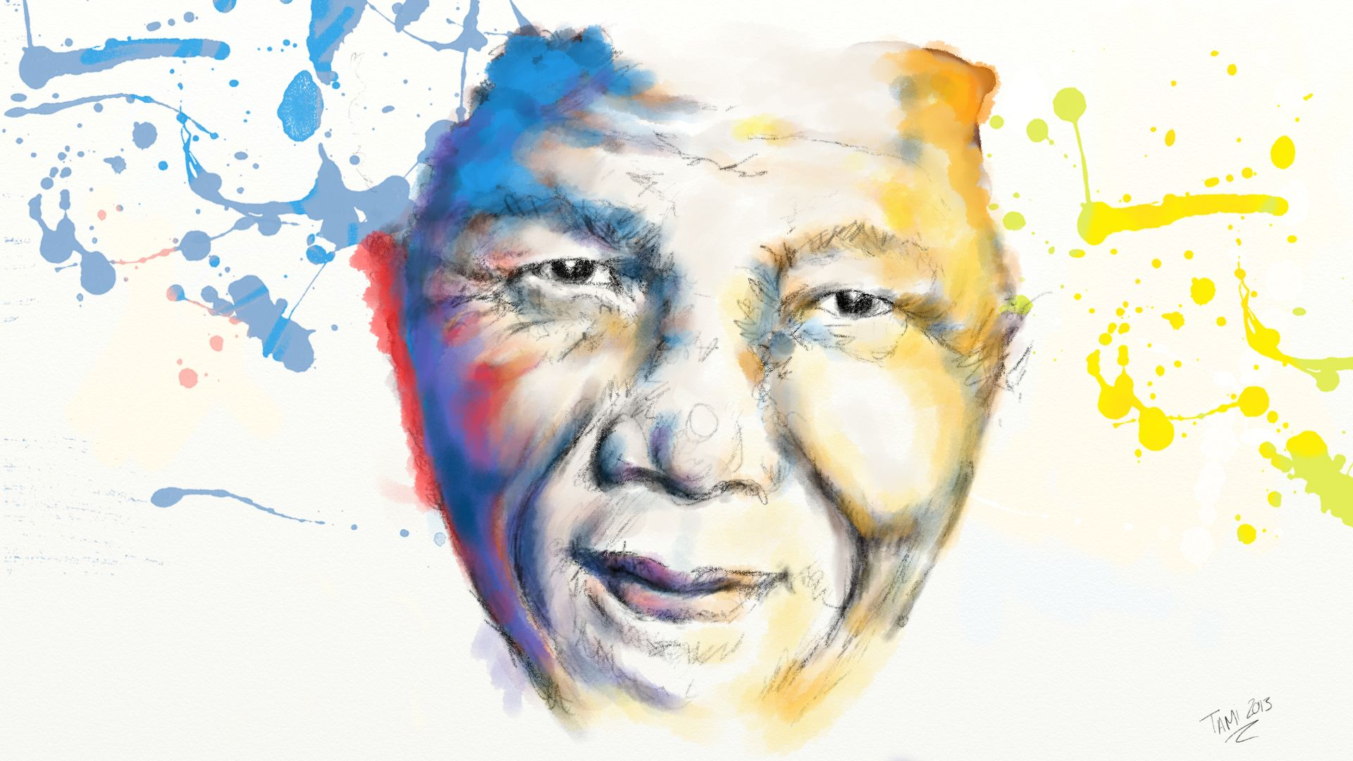 Madiba, an icon of forgiveness more on my blog http://tamixes.onsugar.com/Madiba-icon-forgiveness-32894591