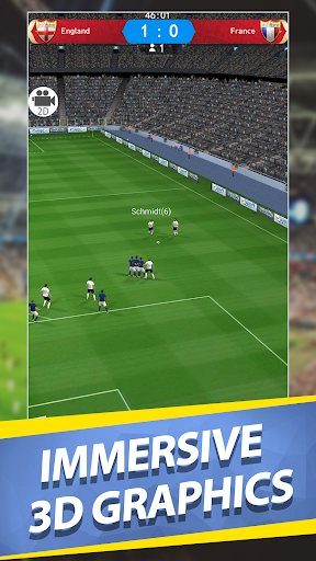 Top Soccer Manager 2019 1 20 22 Apk Mod Hack Download Top Soccer Soccer League Gaming