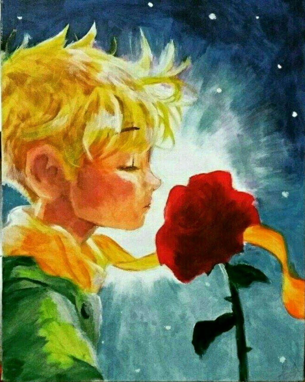 Elprincipito Rosa Si Alguien Ama A Una Flor De La Que No